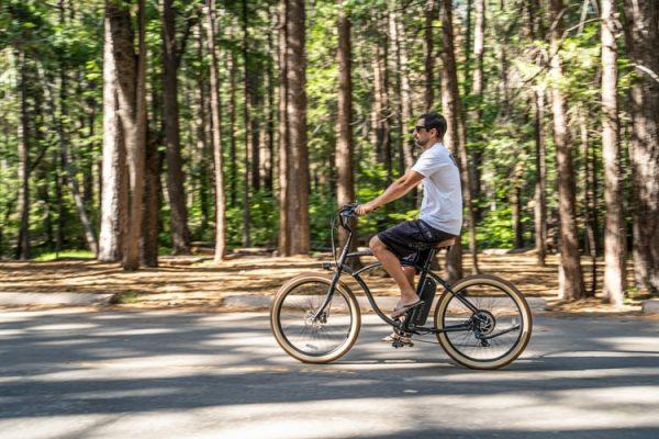 Waar wordt een e-bike op getest?